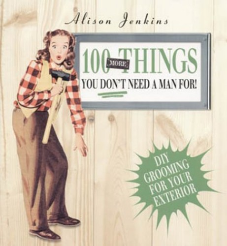 100 More Things You Don't Need a Man For!: Exterior Home and Garden Maintenance By Alison Jenkins