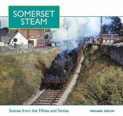 Somerset Steam By Michael Welch