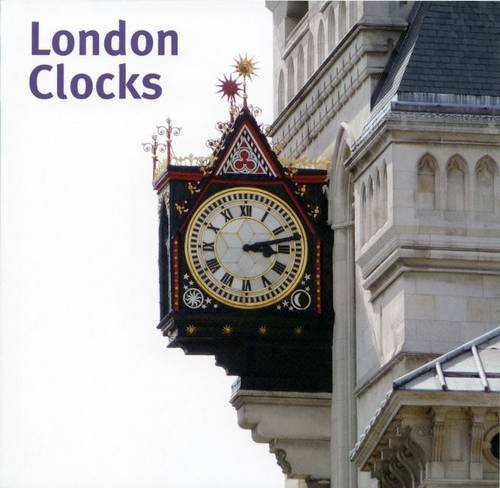 London Clocks By James Whiting