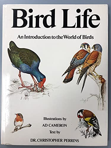 Bird Life: An Introduction to the World of Birds by Christopher Perrins