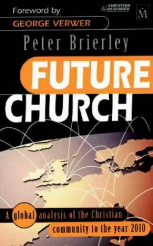 Future Church By Peter Brierley