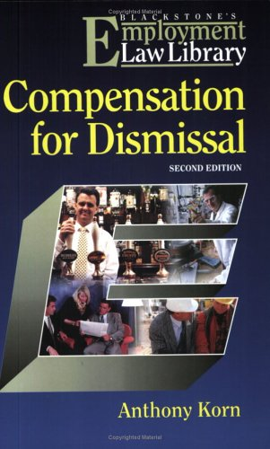 Compensation for Dismissal By Anthony Korn