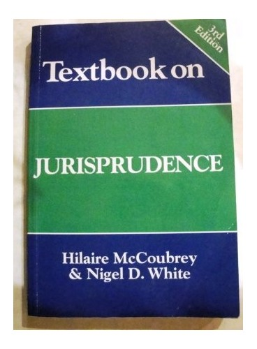 Textbook on Jurisprudence by H. McCoubrey