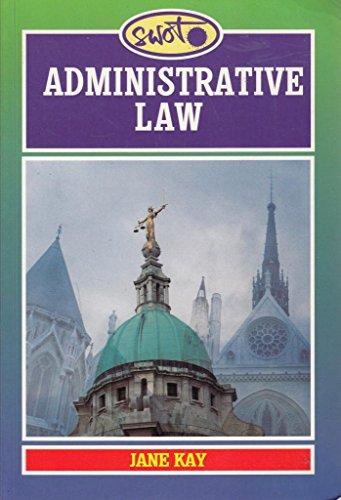 Adminstrative Law by Jane Kay