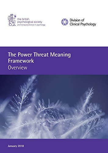 The Power Threat Meaning Framework By Lucy Johnstone