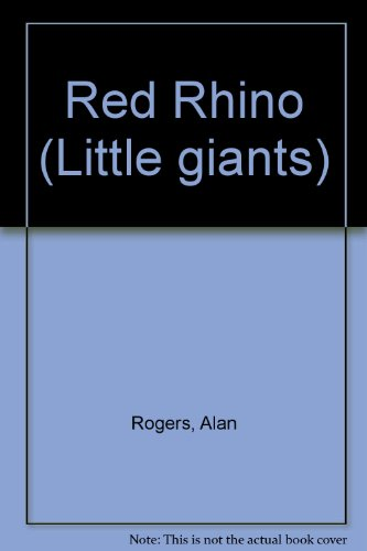Red Rhino By Alan Rogers