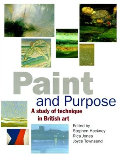 Paint and Purpose By Stephen Hackney