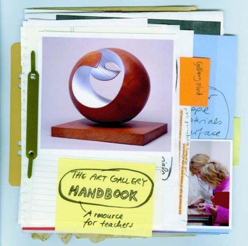 Art Gallery Handbook By Helen Charman