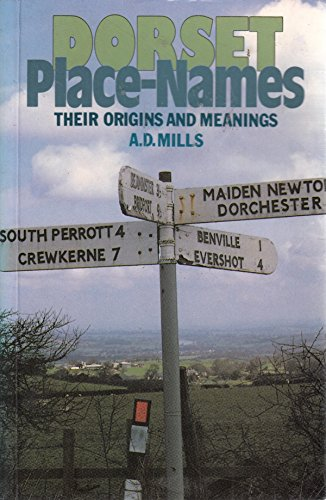 Dorset Place-names By A. D. Mills