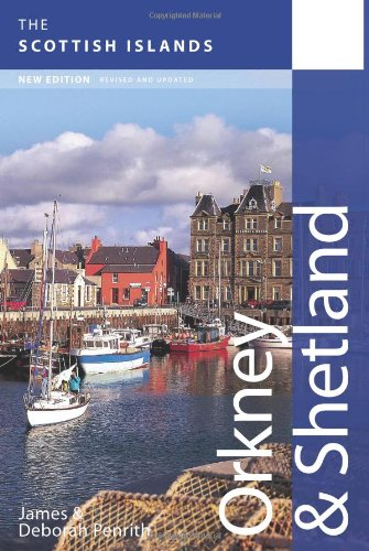 Orkney and Shetland By James Penrith