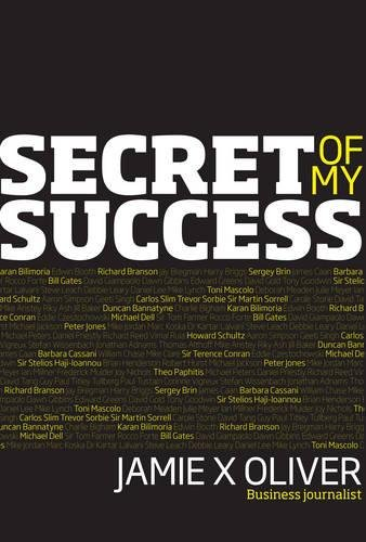 Secret of My Success By Jamie Oliver