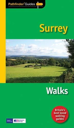 Pathfinder Surrey Walks By Deborah King