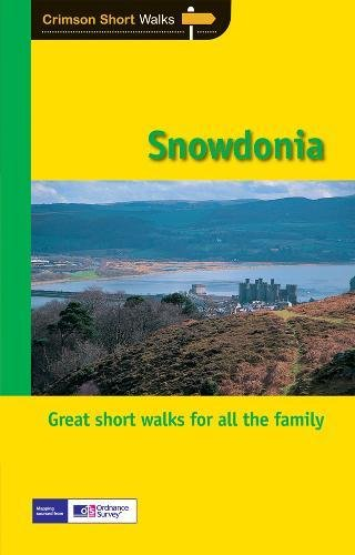 Short Walks Snowdonia: Twenty splendid short cou... by Marsh, Dr Terry Paperback