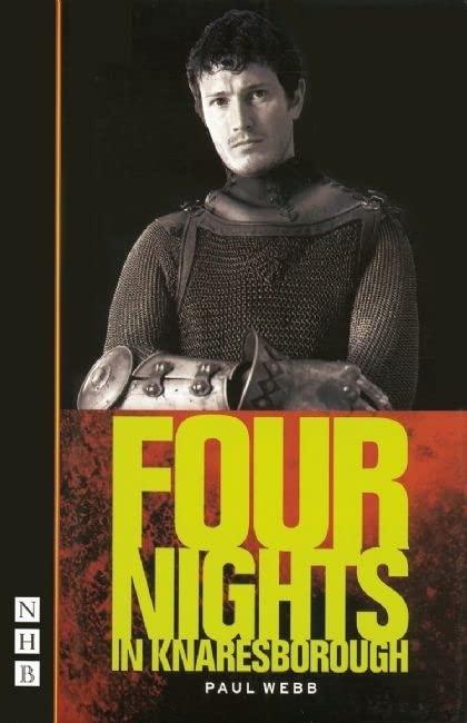Four Nights in Knaresborough By Paul Webb