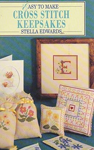 ETM CROSS STITCH KEEPSAKES By Stella Edwards