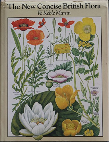 New Concise British Flora by Godfrey Cave