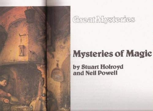 Mysteries of Magic by Godfrey Cave