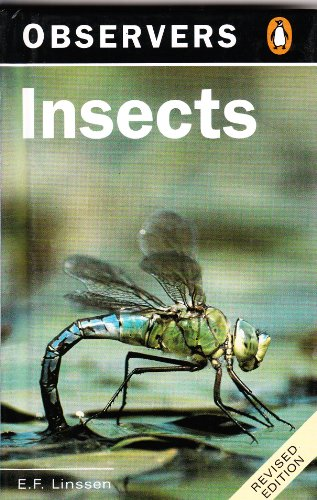 The Observer's Book of Insects By E.F. Linssen