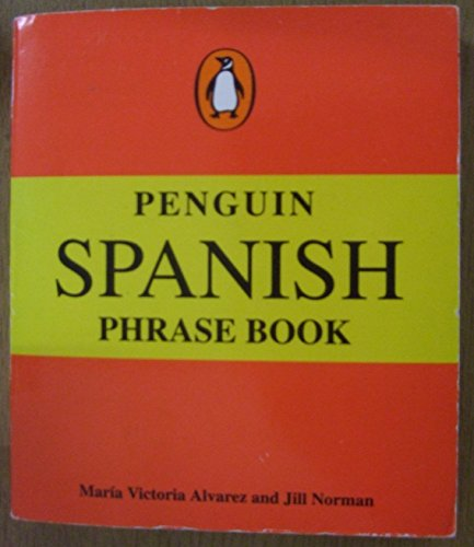 Penguin Spanish Phrase Book By claremont