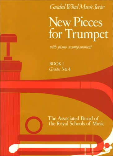 New Pieces for Trumpet By Abrsm