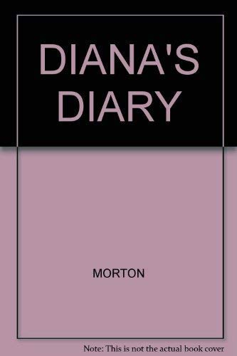 Diana's Diary By Andrew Morton