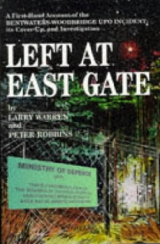 Left at East Gate By Larry Warren