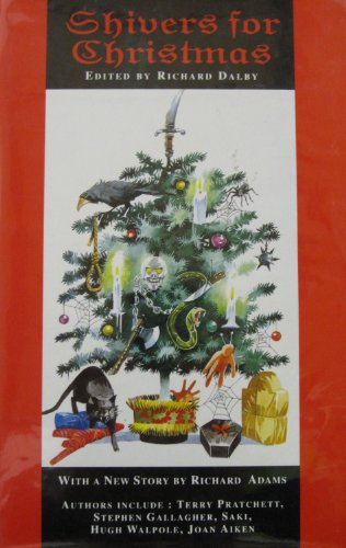 Shivers for Christmas By Richard Dalby