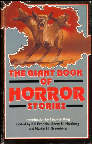 The Giant Book of Horror Stories By Stephen King