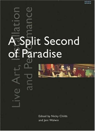 A Split Second of Paradise By Nicky Childs