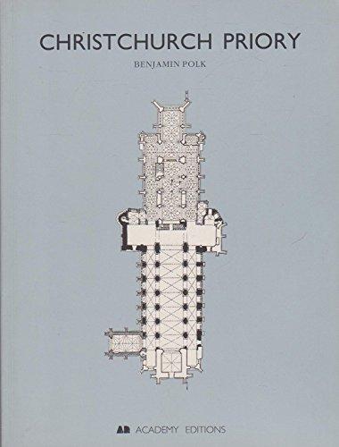 Christchurch Priory By Benjamin Polk