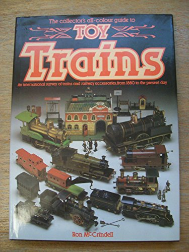 Toy Trains by Ron McCrindell
