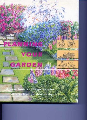 Planning Your Garden By Anne De Verteuil