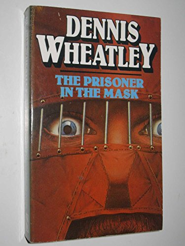The Prisoner in the Mask (Tiger Paperbacks) by Wheatley, Dennis Paperback Book