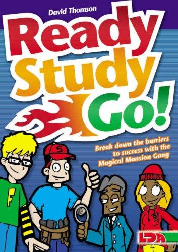 Ready Study Go! By David Thomson