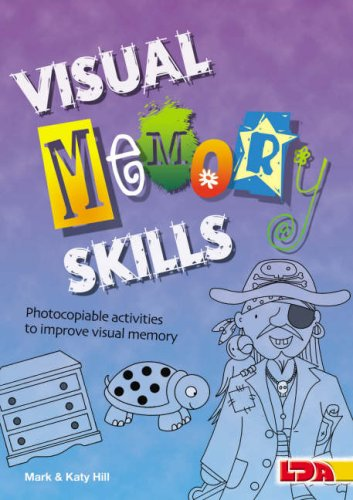 Visual Memory Skills By Mark Hill, QC