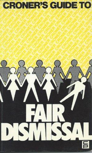 Croner's Guide to Fair Dismissal