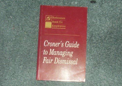 Croner's Guide to Managing Fair Dismissal