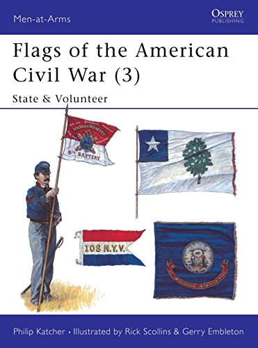 Flags of the American Civil War By Philip Katcher