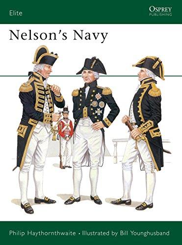 Nelson's Navy By Philip J. Haythornthwaite