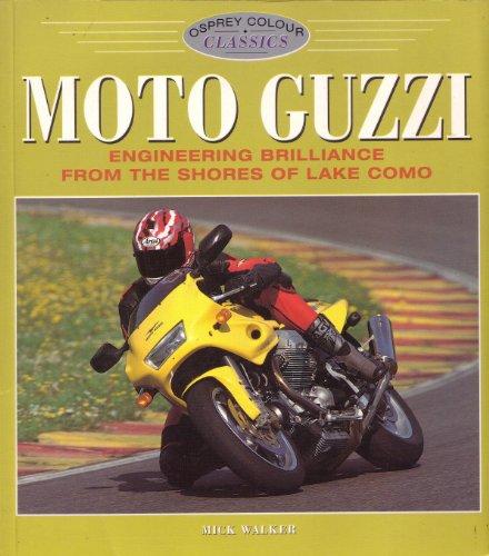 Moto Guzzi By Mick Walker