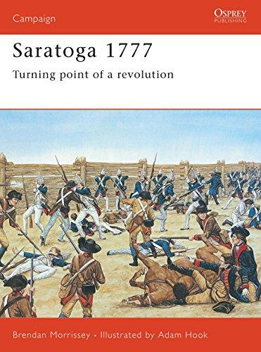 Saratoga, 1777 By Brendan Morrissey