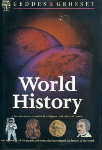 World History: An Overview of Political, Religious and Cultural Trends By No Author.