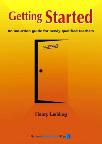Getting Started By Henry Liebling