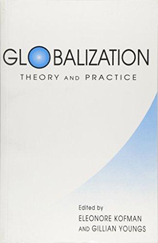 Globalization By Eleonore Kofman