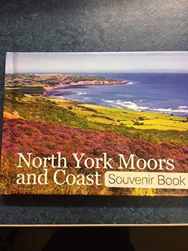 North York Moors & Coast Souvenir Book By Dalesman