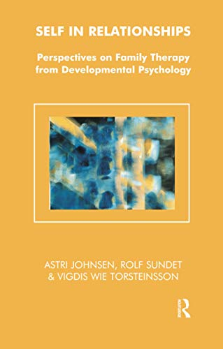 Self in Relationships By Astri Johnsen