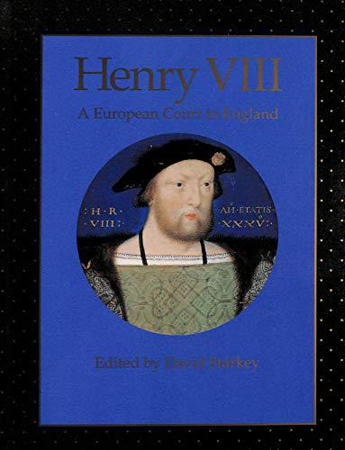 HENRY V111 ROYAL MERIDAN By David Starkey