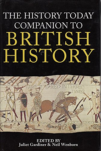 COMP. BRITISH HISTORY (History Today) Hardback Book The Cheap Fast Free Post