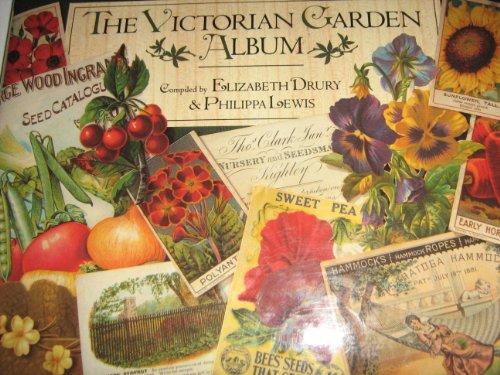 VICTORIAN GARDEN ALBUM By Philippa Lewis