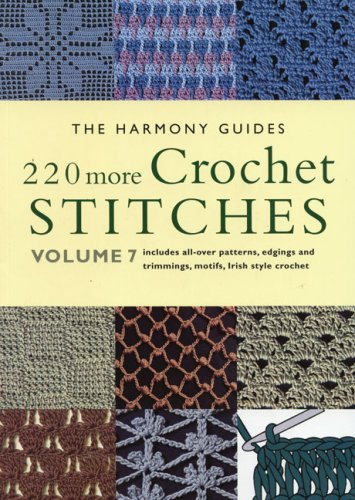 220 More Crochet Vol 7 By Erika Knight
